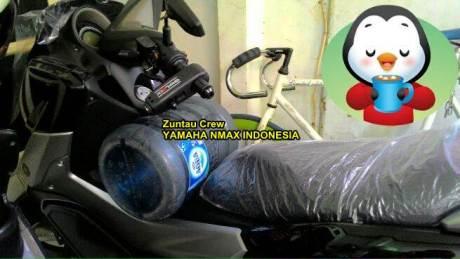 Inspirasi Parking Lock Brake Buat Yamaha NMax 155 02 Pertamax7.com