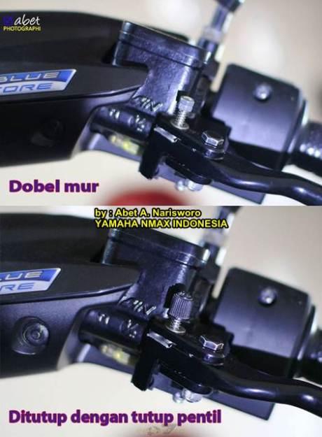 Inspirasi Parking Lock Brake Buat Yamaha NMax 155 03 Pertamax7.com