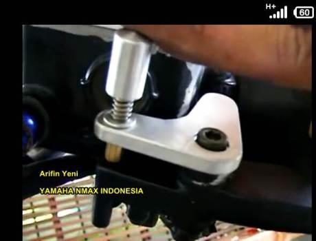 Inspirasi Parking Lock Brake Buat Yamaha NMax 155 06 Pertamax7.com
