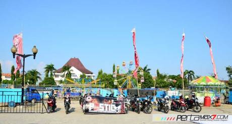 intip-acara-grand-launching-all-new-Honda-CB15R-dan-New-Sonic-150R-Ponorogo-Jatim04 Pertamax7.com