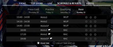 jadwal tayang live race motogp misano San Marino 2015 pertamax7.com