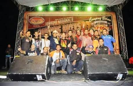 Jamnas Honda C50 C70 C90 Club Indonesia di hadiri 5000 Bikers, Yang Klasik Asik 00 pertamax7.com