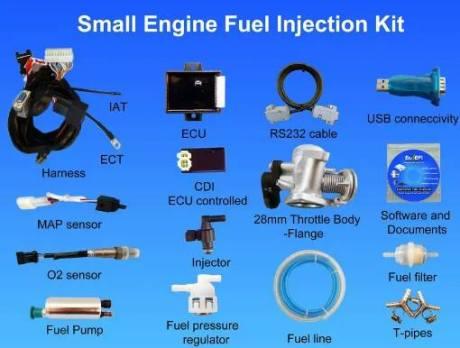 konverter mesin karburator ke injeksi Ecotrons