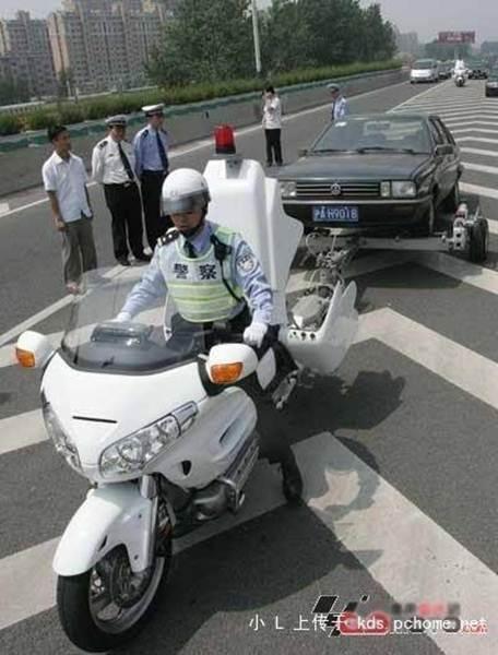 Modifikasi Honda Goldwing GL1800 Buat Derek Mobil di Jepang 00 pertamax7.com