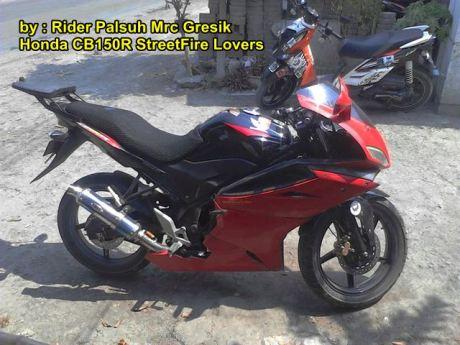 Modifikasi Honda Old CB150R pakai Fairing Minerva Megelli 250 01 pertamax7.com