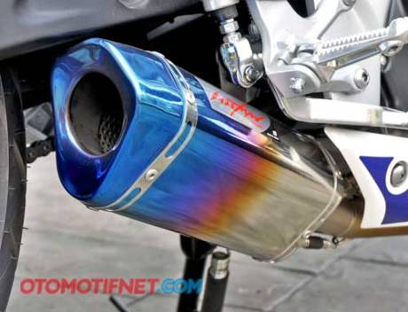 Modifikasi Yamaha R25 Movistar jadi 321 cc Tembus 45 HP di ban cuma Habis Rp.60 Juta saja05 Pertamax7.com
