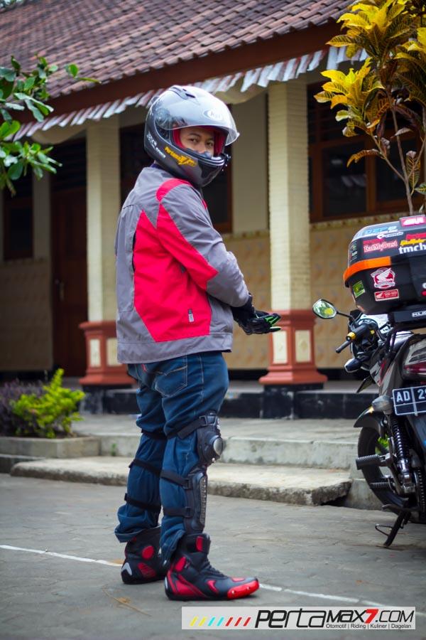 Mudahnya Pasang Braket geser Kucay di Honda Megapro plus Box Givi E20 Kuat mantabh 20 Pertamax7.com