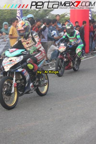 New-Honda-Sonic-150R-standar-kalahkan-Yamaha-Jupiter-MX-150-dan-Suzuki-Satria-F-di-Road-Race-Muara-Enim-pertamax7.com 00 pertamax7.com