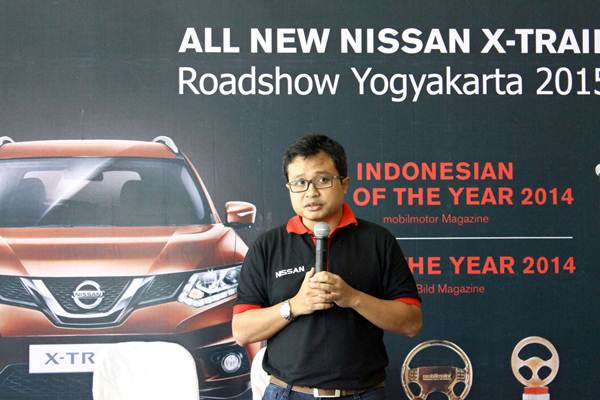 Nissan X-Trail Blind Parking Challenge Parkir Tanpa lihat Spion dengan Around View Monitor 01 pertamax7.com