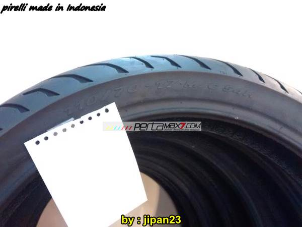 Pirelli Angel GT made in Indonesia 02 pertamax7.com