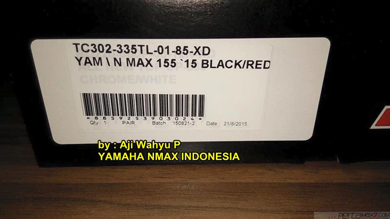 Resmi di Launching, YSS Tipe G-Series Yamaha Nmax 155 dibanderol Rp.3,8 juta 00 pertamax7.com