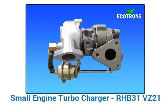 small engine turbo charger RHB31 VZ21 Ecotrons