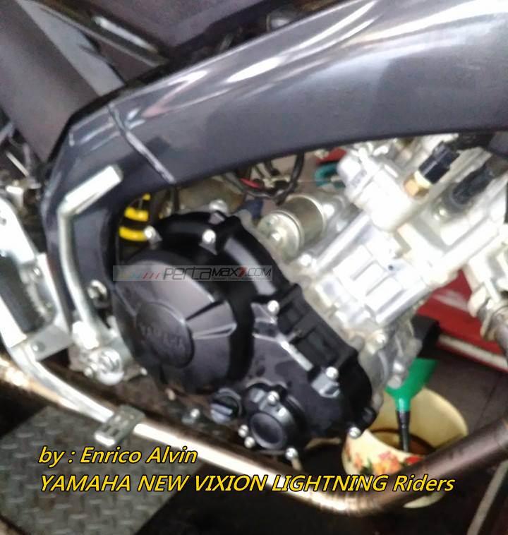 tutup bak kopling yamaha jupiter mx king di yamaha Vixion pertamax7.com