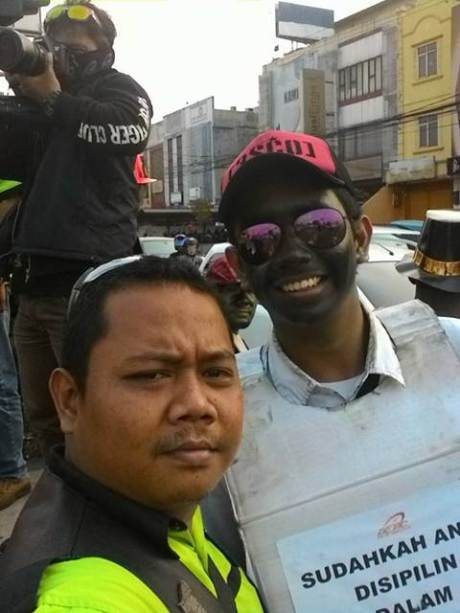 Unik, Ospek Depok Tiger Club ajak masyarakat Ingat keselamatan Berkendara 04 pertamax7.com