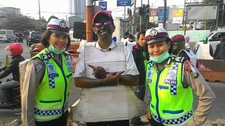 Unik, Ospek Depok Tiger Club ajak masyarakat Ingat keselamatan Berkendara 06 pertamax7.com