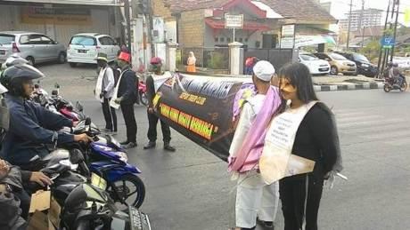 Unik, Ospek Depok Tiger Club ajak masyarakat Ingat keselamatan Berkendara 08 pertamax7.com