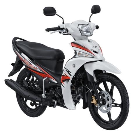 Warna Yamaha Vega Force Energetic White Pertamax7.com