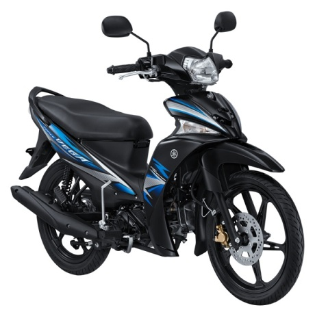 Warna Yamaha Vega Force Fusion Blue Pertamax7.com