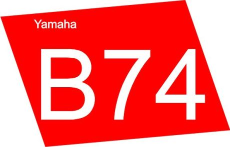 Yamaha B74 Skutik XMAX NMAX 250 cc pertamax7.com