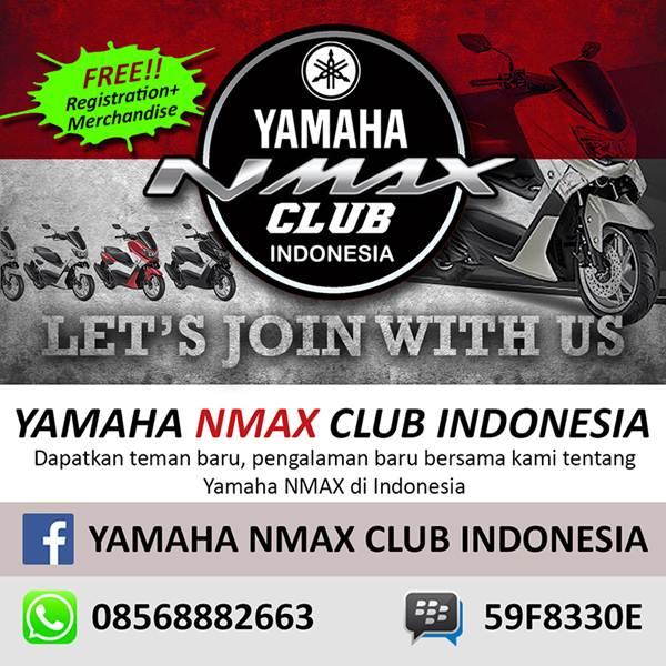Yamaha NMAX Club Indonesia Resmi Berdiri03 pertamax7.com