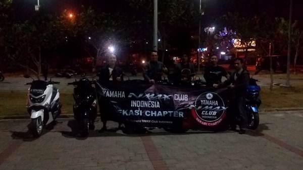 Yamaha NMAX Club Indonesia Resmi Berdiri05 pertamax7.com
