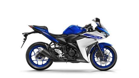 yamaha R25 race blu pertamax7.com