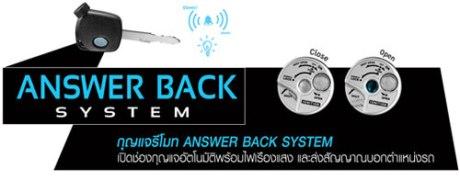Hasil gambar untuk Sistem Answer Back yamaha