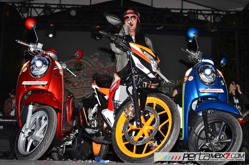 Sepeda Motor Honda Terbaru   PT Astra Honda Motor