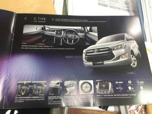 Brosur All New Toyota Kijang Innova Bocor di Internet pakai LED Projector headlamp 03 pertamax7.com