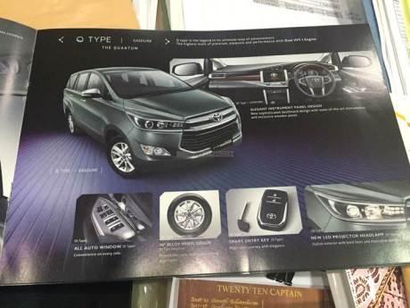 Brosur All New Toyota Kijang Innova Bocor di Internet pakai LED Projector headlamp 04 pertamax7.com