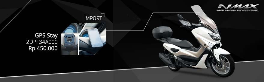 GPS_Stay dudukan buat hp yamaha nmax 155 pertamax7.com