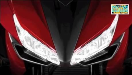 headlamp led all new honda CBR150R indonesia 2016 pertamax7.com