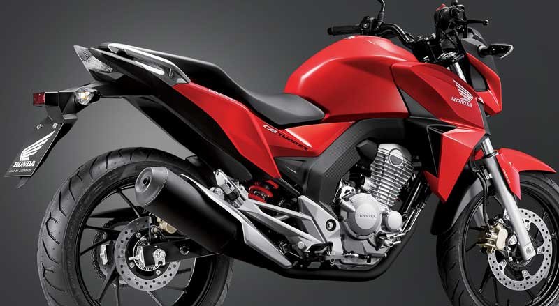 Honda CB Twister 250 cocok jadi Suksesor Tiger Revo 14 Pertamax7.com