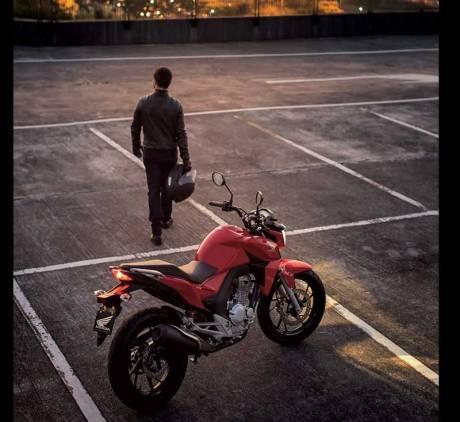 Honda CB Twister 250 cocok jadi Suksesor Tiger Revo 21 Pertamax7.com