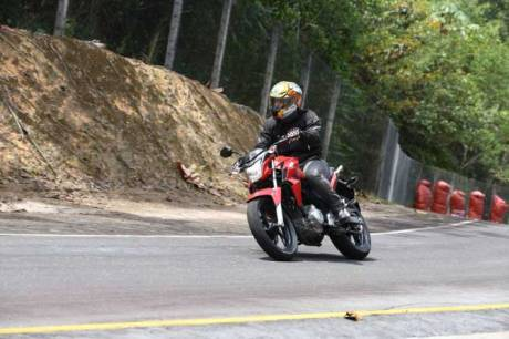 Honda CB Twister 250 cocok jadi Suksesor Tiger Revo 22 Pertamax7.com