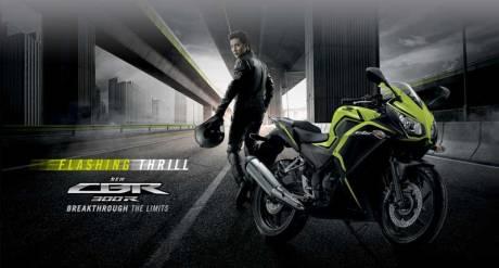 Honda CBR300R new colour ijo stabilo pertamax7.com 03 Pertamax7.com