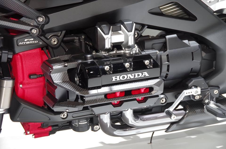 Ini dia Honda Neowing Concept, Motor Roda 3 Mesin Boxer Hybrid nan sangar 03 Pertamax7.com