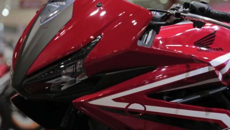 Intip Modifikasi Honda CBR500R 2016 Trackday Concept di AIMExpo 2015 06 Pertamax7.com