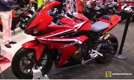 Intip Modifikasi Honda CBR500R 2016 Trackday Concept di AIMExpo 2015 09 Pertamax7.com