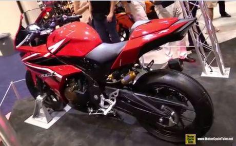 Intip Modifikasi Honda CBR500R 2016 Trackday Concept di AIMExpo 2015 11 Pertamax7.com