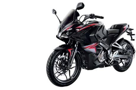 Intip Sangarnya Bajaj Pulsar RS200 Demon Black, Si hitam menatap tajam 02 Pertamax7.com