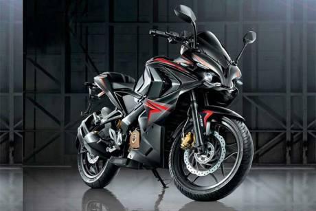 Intip Sangarnya Bajaj Pulsar RS200 Demon Black, Si hitam menatap tajam 09 Pertamax7.com