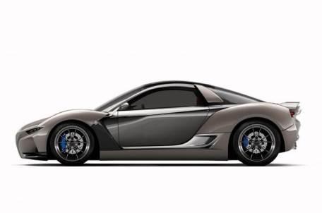 Intip Sport Car Concept Buatan Yamaha di Tokyo Motor Show, cuma 750 KG 20 pertamax7.com