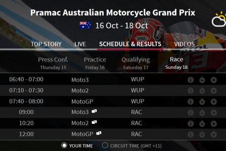 jadwal balap motogp australia 2015 pertamax7.com
