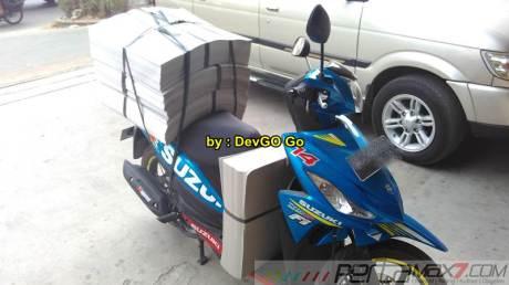Kala Rider Yamaha R15 Pilih Suzuki Address Daya Angkut Mantabh 04 Pertamax7.com