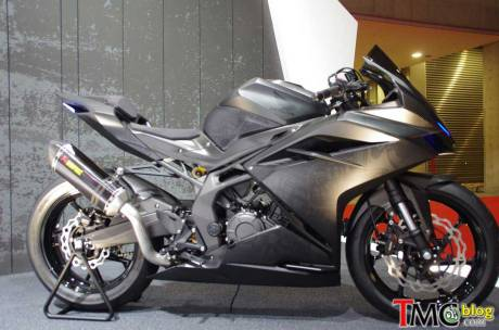 Konsep bakal Calon new Honda CBR250RR 2 cyllinder tembus 14.000 rpm ini memang jos mantabh, mass Prod entah 01 Pertamax7.com
