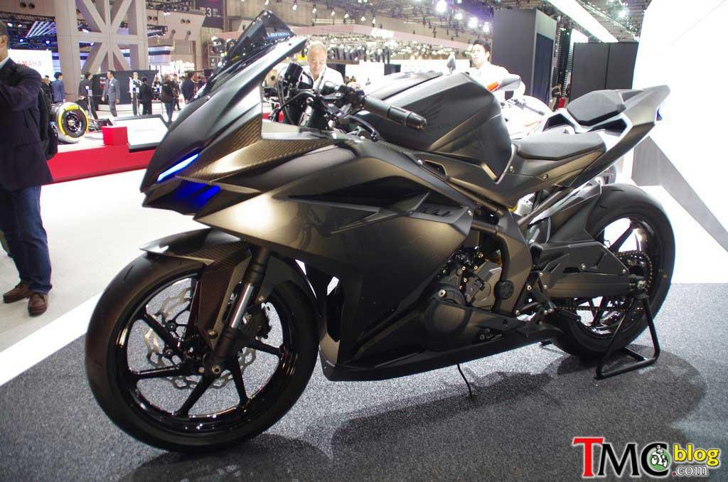 Konsep bakal Calon new Honda CBR250RR 2 cyllinder tembus 14.000 rpm ini memang jos mantabh, mass Prod entah 04 Pertamax7.com
