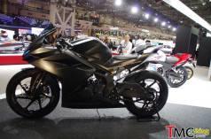 Konsep bakal Calon new Honda CBR250RR 2 cyllinder tembus 14.000 rpm ini memang jos mantabh, mass Prod entah 05 Pertamax7.com