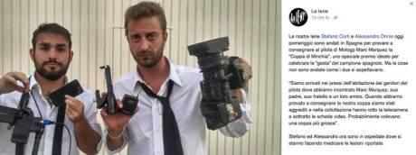 kru-kamera-Media-Italia-Sergap-Rumah-Marquez-di-Rumah-dan-terjadi-Perkelahian,-Ada-apa--pertamax7