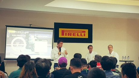 Launching Ban Pirelli Made In Indonesia Pabriknya di Subang pertamax7.com